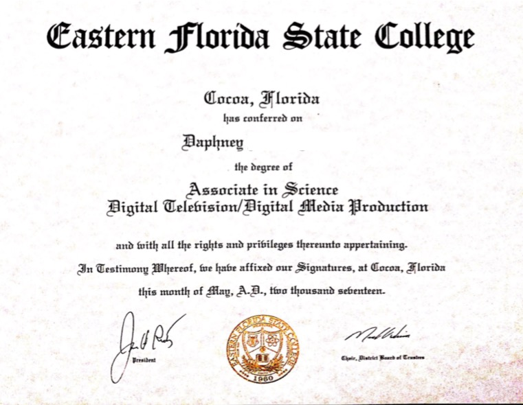 Digital Media Production Degree